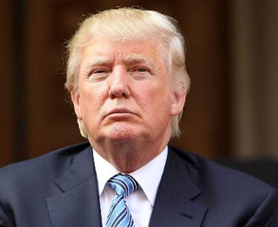Sisi Baik Donal Trump