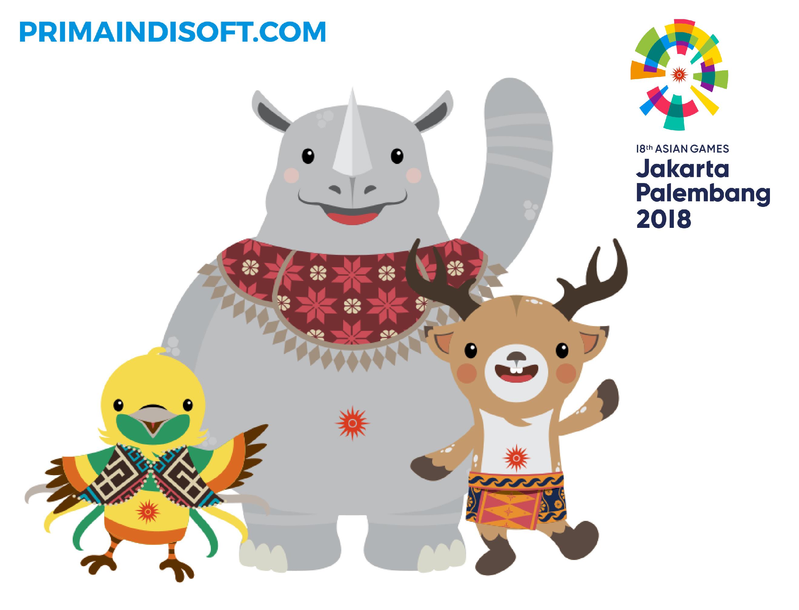 Asian Games 2018 Negara Mana Saja